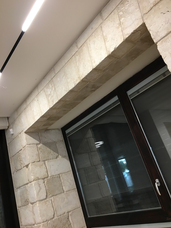 אבן נארי מעובדת כולל פינות
