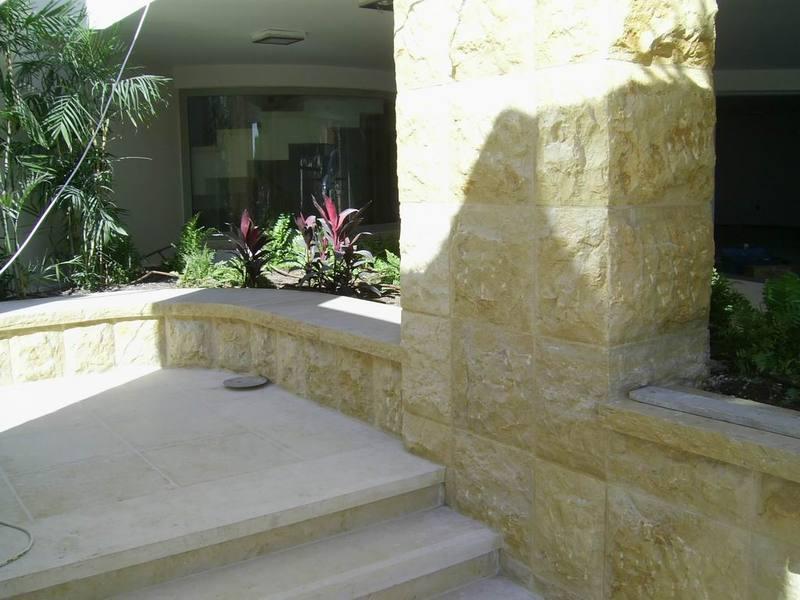 מדרגות אבן איכותיות מבית פארק האבן