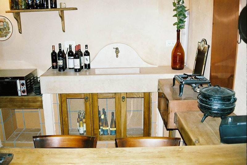 מרתף יין טוסקאני
